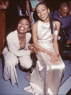 hip hop Girl Crush: The women of Hip-Hop amp; Black 90s Fashion, Hip Hop Fashion, 90s Hip Hop, Hip Hop And R&b, Black Girl Aesthetic, 90s Aesthetic, Aaliyah, Black Is Beautiful, Beautiful Women