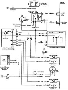 wiring diagram for 1998 chevy silverado - Google Search … | Chevy | …