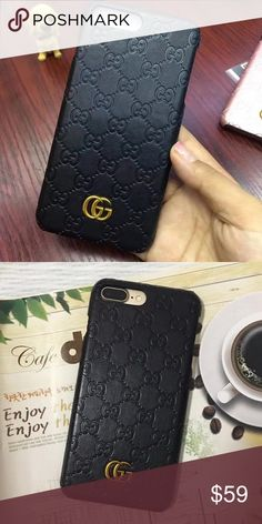 8b400c2c4f7 Apple iPhone 7 Plus   8 Plus Leather Gucci Case About this item  Available  for