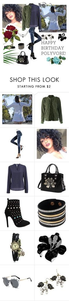 """""""Celebrate Our 10th Polyversary!"""" by amiraahmetovic on Polyvore featuring polyversary and contestentry"""