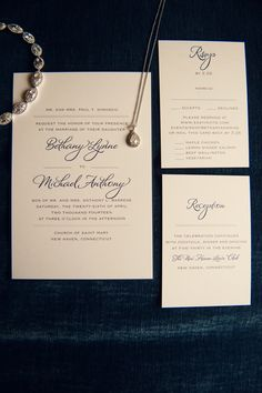 Traditional, Formal Wedding Invitations | Katie Slater Photography https://www.theknot.com/marketplace/katie-slater-photography-suffield-ct-662108