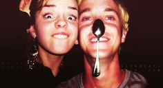 Being Weird together. Dramione