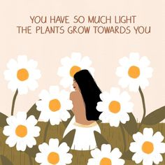 """Lou on Instagram: """"'You have so much light, the plants grow towards you.' Prints and other products available via link in bio!"""" Artist Names, Plants, Illustrations, Drop, Instagram, Link, Quotes, Ideas, Products"""