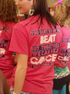 Great Relay for Life Shirt Next year?