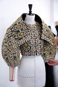 Ralph And Russo Couture Show Preview Paris Autumn 2015 (Vogue.co.uk)