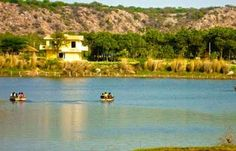 If you are planning to visit a place that is loaded with fun and activities, Damdama lake is an ideal place to plan a vacation. Located at a distance of around 50 km from Delhi, the lake is a popular attraction for adventure near Delhi NCR. Camping, boating, horse riding, rock climbing and camel riding are the activities that visitors can enjoy here.