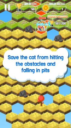 Cute Cat Falling Game for Android Kitty Cat Game: Tap the Qubes, Save the Cute Cat is an interesting free and Cute Cat Falling game on Android for people of all ages, who are looking for a cute kitty game. Girls are pet lovers. They especially love cute kitties. So, this kitten game is best suited for the girls who adore different cute cats. Here you can find kitties from different countries. https://play.google.com/store/apps/details?id=com.chachakigsmes.Fallthecat&hl=en