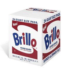 Brillo Soap Pads 1969 Andy Warhol