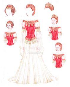 Lady Sansa Lannister by maya40.deviantart.com on @deviantART