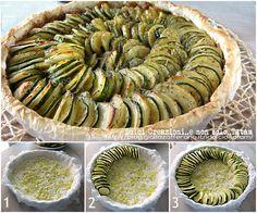 Teglia di zucchine e patate agli aromi 1