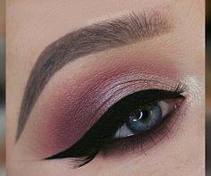 ❤ Mauve Makeup Look ❤ Used product Mauve Makeup, Makeup Dupes, Makeup Geek, Makeup Inspo, Makeup Addict, Makeup Inspiration, Beauty Makeup, Hair Makeup, Makeup Pics
