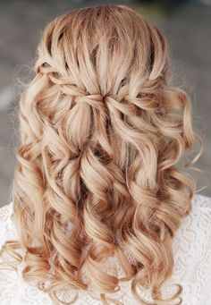 Ideas de #peinados para #novia 06