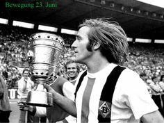 Selbst eingewechselt. Der Günter. Gunter, International Football, Real Madrid, Champion, Germany, Soccer, Sports, Berlin, Legends