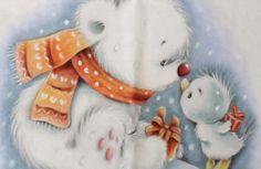 Coisas de Natal (P/ em Tecido)