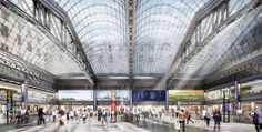 Gov. Cuomo Announces New Plans for Penn Station | Architect Magazine | Architecture, Infrastructure Projects, Transportation Projects, New York-Northern New Jersey-Long Island, NY-NJ-PA, New York