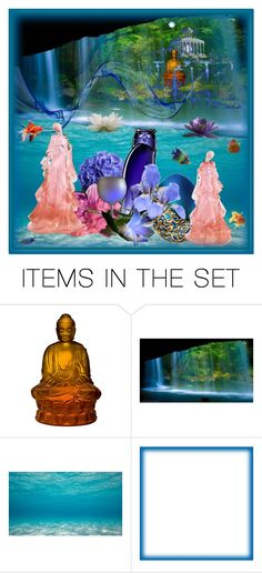"""""""Kabuki Theater"""" by m-kints ❤ liked on Polyvore featuring art"""