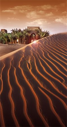 Bab-Al-Shams | Dubai.