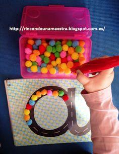 Preschool Art Activities, Indoor Activities For Toddlers, Alphabet Activities, Language Activities, Mickey First Birthday, Dora, Jolly Phonics, Home Schooling, Homeschool