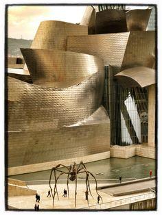 Bilbao - Guggenheim Museum - Spain