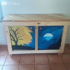 My Daughter's Box Pallet Boxes & Pallet Chests