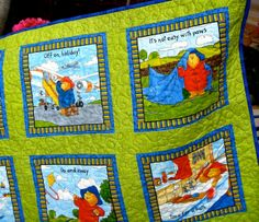 How to Personalize a Quilt | Request a custom order and have something made just for you.