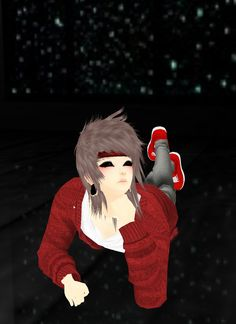 Captured Inside IMVU - Join the Fun! Virtual World, Virtual Reality, Imvu, Avatar, Join, Anime, Anime Shows