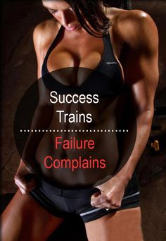 Fitness Motivation : Success Trains Failure Complains Cami Shaper by genie are crooks. Please don't do business with them. They must be stopped from doing business in that matter