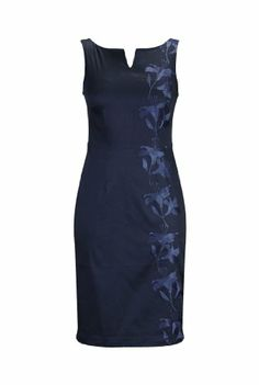 eShakti Women's Floral vine sheath dress 3X-24W Regular Deep navy eShakti,http://www.amazon.com/dp/B00I4SR05I/ref=cm_sw_r_pi_dp_ZbGFtb0MK4EQ20YT