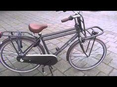 Vogue Elite Transportfiets 28 inch mat bruin 3 speed