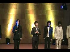 Sung-Bong Choi with Jeong So Park & Louis Choi - Amazing Grace - YouTube - From Korea with Love.