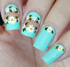 50-Best-Cute-Simple-Spring-Nail-Art-Designs-Ideas-Trends-Stickers-2016-19
