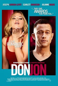 Don Jon international poster