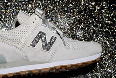 de06d862d57be New Balance Lifestyle just released a limited NB1 574 with crystals from  Swarovski that are available