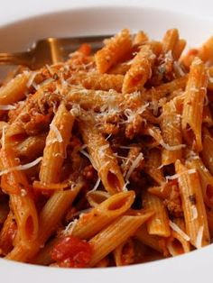 Food Wishes Video Recipes: Penne Pasta with Spicy Sausage Ragu – If You're Not Cheating, You're Not Trying