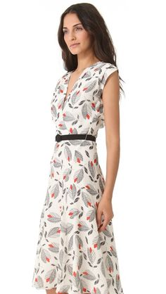LWren Scott Sleeveless Printed Dress - Lovely pattern.