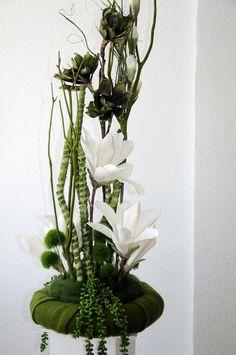 Modern Flowers... Love it:)