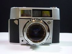 Agfa Selecta Prontor-Matic-P, Color - Apotar 2,8/45mm 35mm Rangefinder Camera