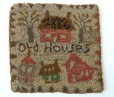 Old Houses Karen Kahle