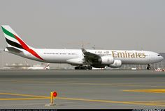 Photo taken at Dubai - International (DXB / OMDB) in United Arab Emirates on April Emirates Airbus, Emirates Flights, Emirates Airline, Dubai Airport, Boeing 777, Civil Aviation, Commercial Aircraft, Aircraft Pictures, Aeroplanes