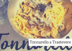 Tonnarello a Trastevere per l'amata carbonara Iris, Chicken, Meat, Travel, Rome, Viajes, Destinations, Traveling, Trips