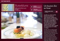 Le Butterblume - La Presse+ Saint Laurent, Brunch, Butter, Restaurants, 1, Italy, Flowers, Diners, Preserve