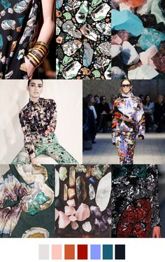 Pattern Curator delivers color, print and pattern trends and inspiration. 2016 Fashion Trends, 2016 Trends, Fashion Colours, Colorful Fashion, Estilo Boho Chic, Fashion Forecasting, Fashion Prints, Fashion Design, Fashion Portfolio