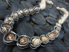 stainless steel chainmaille. I need the tutorial for this.