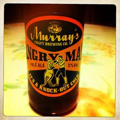 Murray's Craft Brewing - Angry Man Pale Ale Tastes Great!