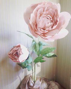 Как быстро сделать простой цветок из фоамирана для…