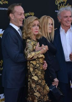 Donna Mills Photos - Ted Shackelford, Donna Mills, Joan Van Ark and Kevin Dobson attend the Television Academy 70th Anniversary Celebration, in Los Angeles, California, on June 2, 2016. / AFP / CHRIS DELMAS - Television Academy's 70th Anniversary Gala - Arrivals