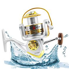Special Offers - Homar Left/Right Fishing Spinning Reels  Best in Fishing Accessories  Smooth Aluminum Fishing Reel Spool Capacity 500-6006 Series Perfect for Saltwater & Freshwater Spinning Ice Surf Fishing - In stock & Free Shipping. You can save more money! Check It (September 14 2016 at 02:19AM)…