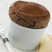Soufflé au chocolat - une recette Entre amis - Cuisine