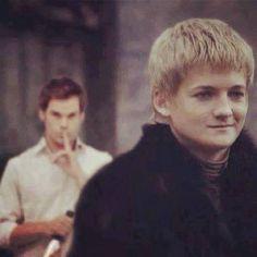 Qui d'autre que Dexter Morgan pour s'occuper de Joffrey ? - Dexter et Game of throne