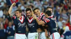 REVIEW (Part 1 of 2): Roosters 40, Knights 14. Eighty minutes away from forgetting the past nine years.